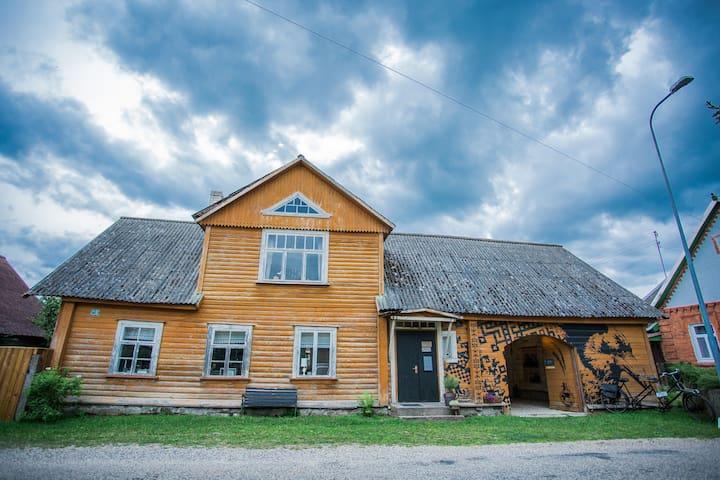 Room in a fisherman house - Varnja - Ev