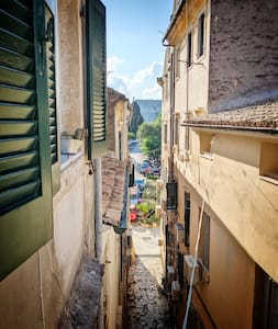 ''Bioporos'' Old Corfu Town Studio