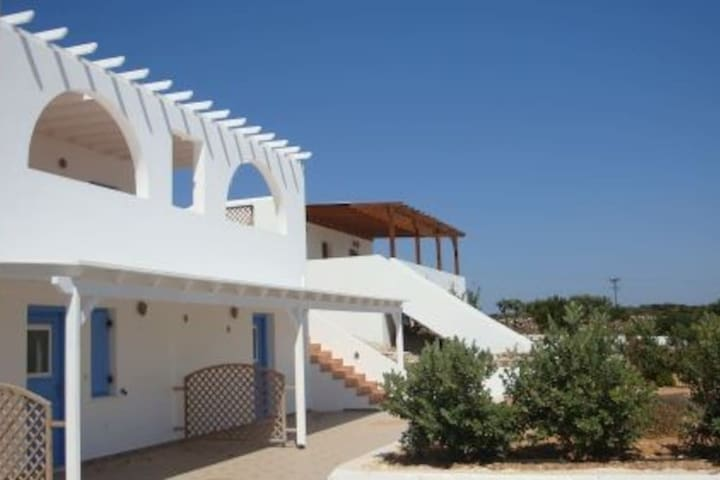 Apartment close to Antiparos town 4 - Antiparos - Pis