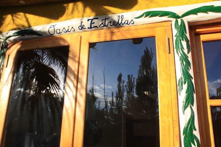 "Cabana ""Oasis de Estrellas"""