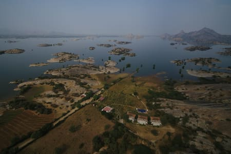 Lake View Room (Morning & Evening Safari) at Jawai