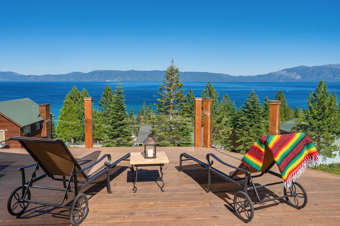 Welcome to Tahoma! This stunning view home is professionally managed by TurnKey Vacation Rentals.