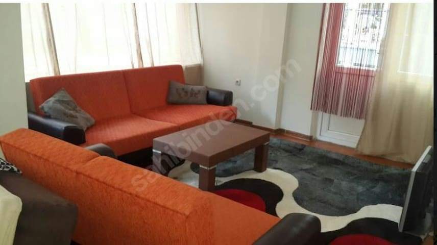 Clean Flat in the Most Beautiful Area of the City - çankaya - Wohnung
