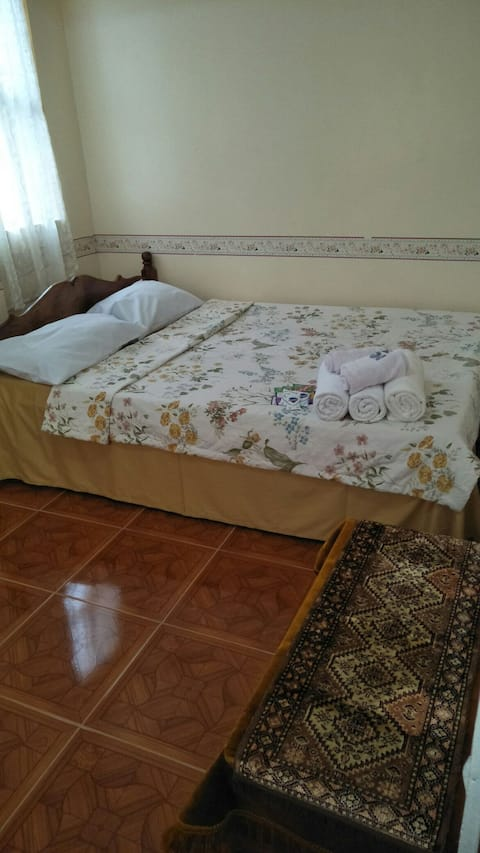 Aga's Homestay..(fan room, judith's room)