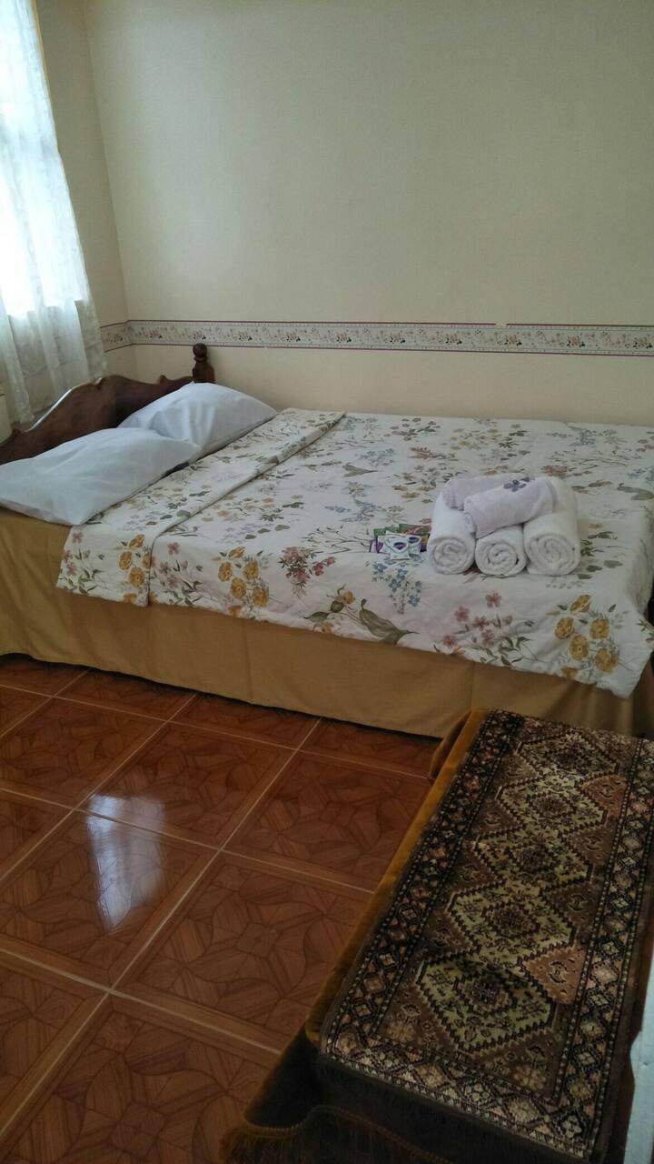 Aga's Homestay..(fan room, judith's room)