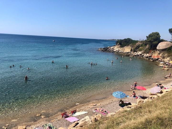 Sikania beach