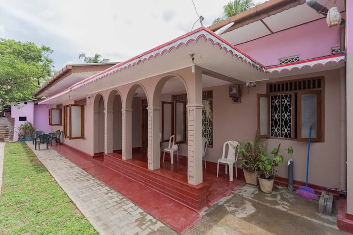 Neverbeen to Bala's Villa (Enhanced Clean)