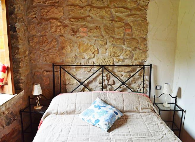 Casa Federico: double bedroom