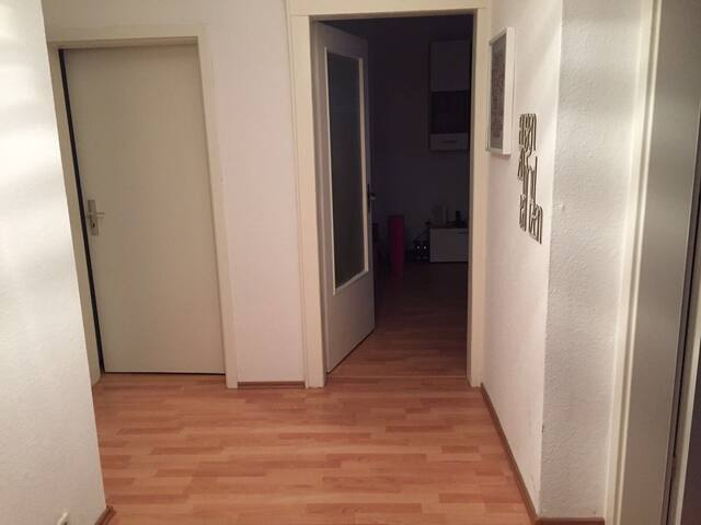 2-Zimmer Wohnung im Erdgeschoss :) - Herne - Apartment