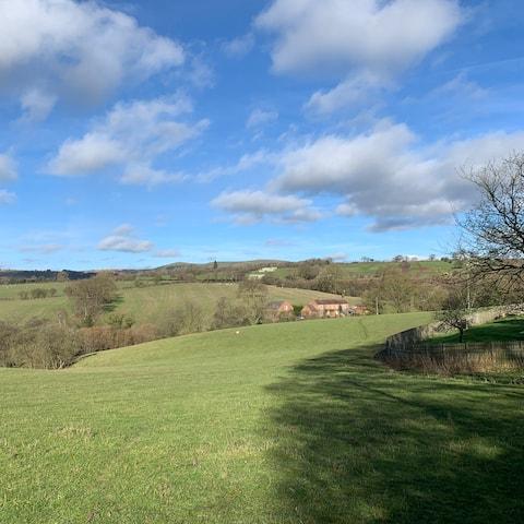 Rural Retreat in Staffordshire