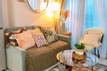 The best sea view,a boho chic apartment  in BSB