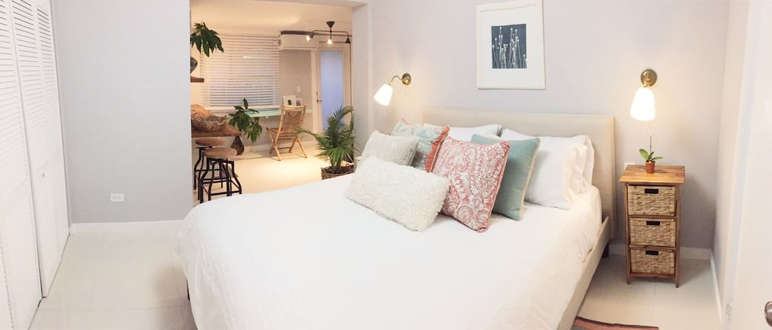 Lovely and comfy studio in the heart of Miami - Coral Gables - Guest suite