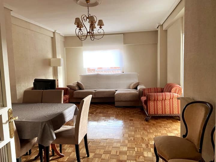 Acogedor piso en el centro de Valladolid! :)