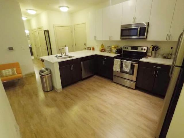 Modern Apartment in the heart of College Park - College Park - Apartamento