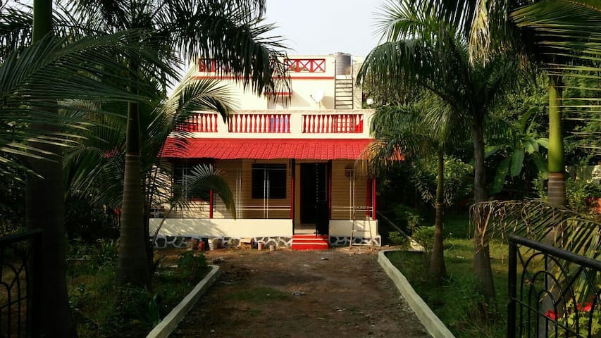 Individual Bunglow near Malshej - Perfect Getaway