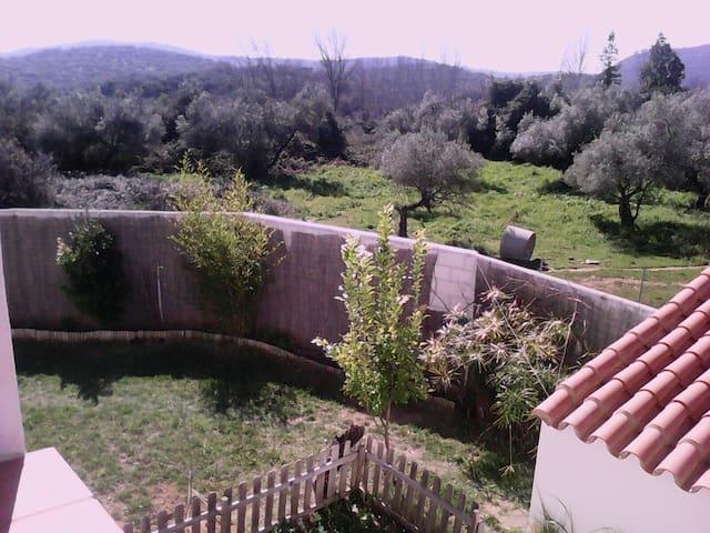 Habitación con vistas en Aracena - Aracena - House