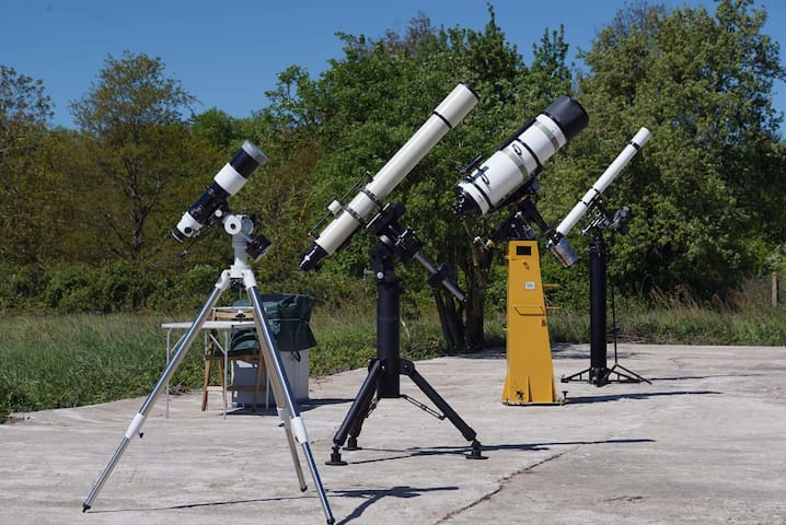 Les Observatoires du Clain