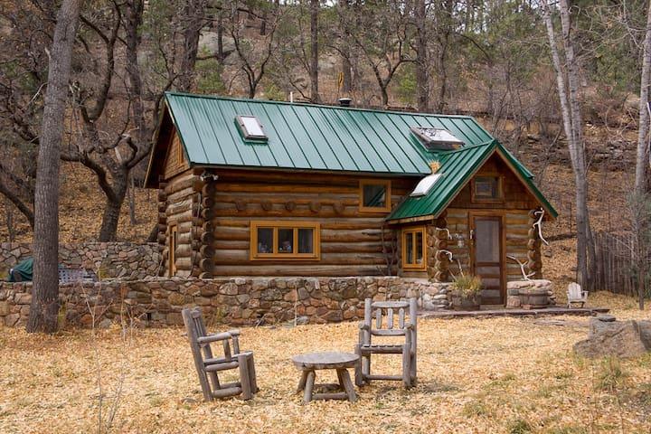 Pecos River Cabin - Pecos - Cottage