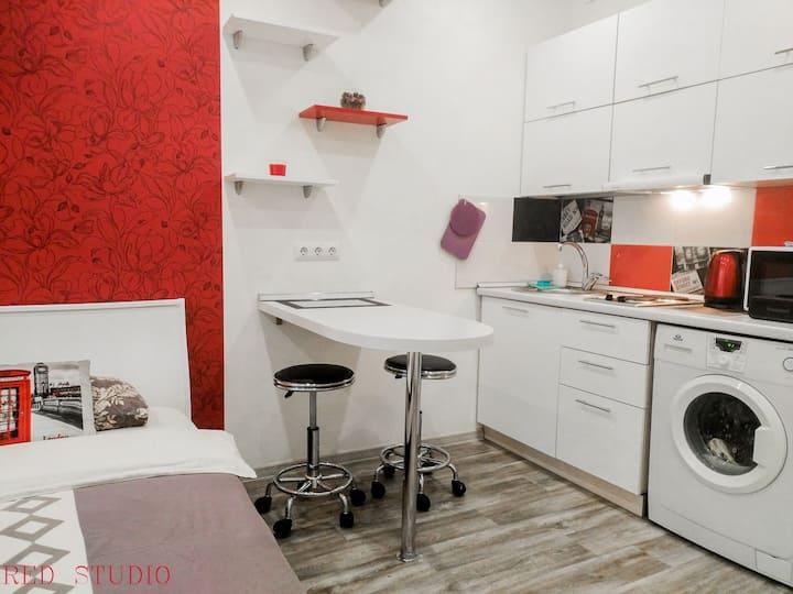 YES! RED Studio - ваш уютный уголок в Иркутске