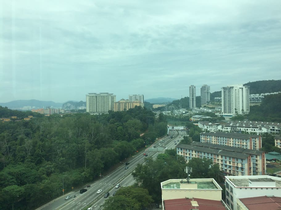KL East View