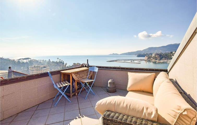Holiday apartment with 1 bedroom on 50m² in Rapallo