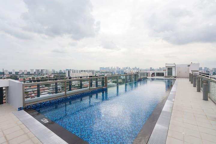 Cosy & Quiet Surrounding 3BR Apt - Singapore