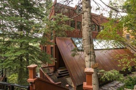 Mountain Home ski in/ski out @ Sundance Ski Resort - Sundance - 小木屋