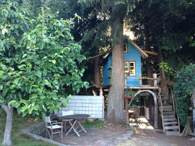 Boxwood Cottage & Gardens - Tree House