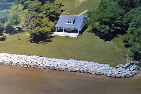 WATERFRONT Private Home 3br/1ba