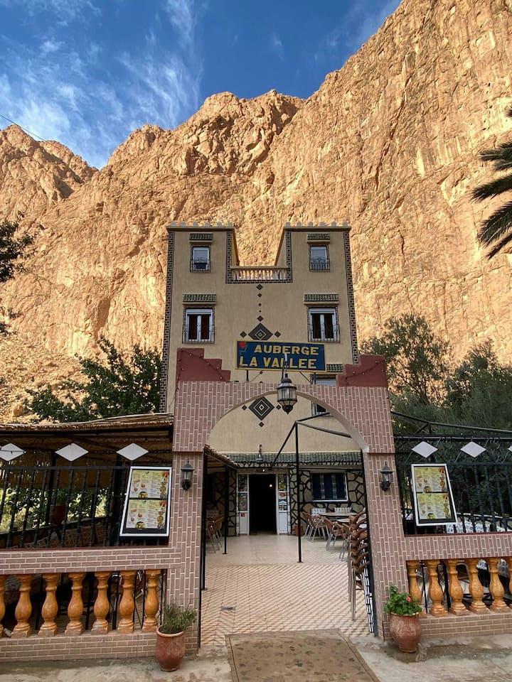 hotel restaurant la vallee