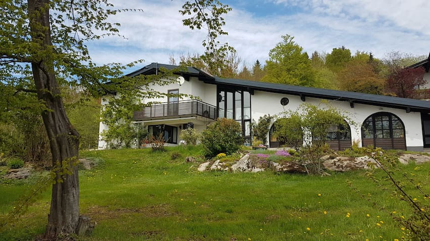 Holiday house Mauth Chalet Estelle