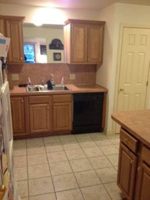Dishwasher & Disposal Unit