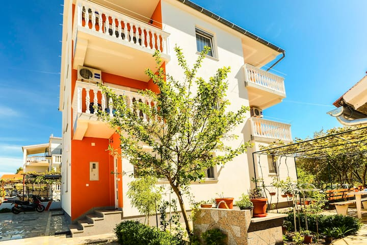 Apartments Pranjic / Two bedroom A2 - Vodice - Apartamento
