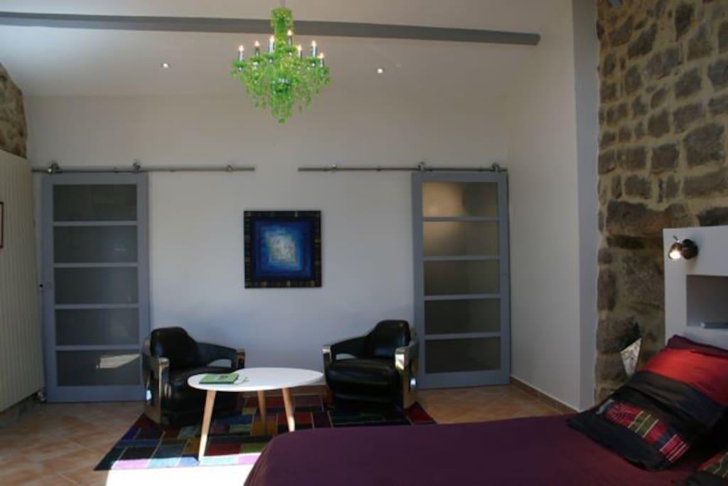 Salon Chambre Essen'Ciel