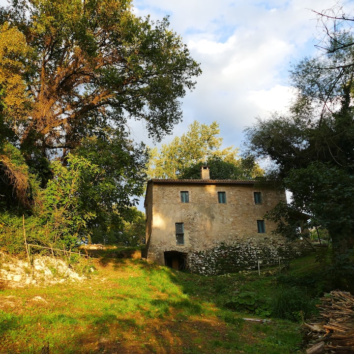 Wake up in Umbria