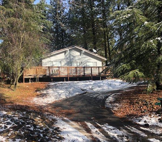 Cabin at Pine Mountain Lake