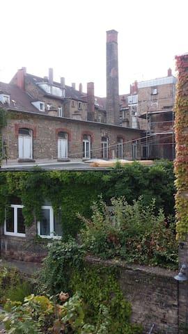 Kleines Zimmer idyllisch im Hinterhof, zentru (Hidden by Airbnb) ah