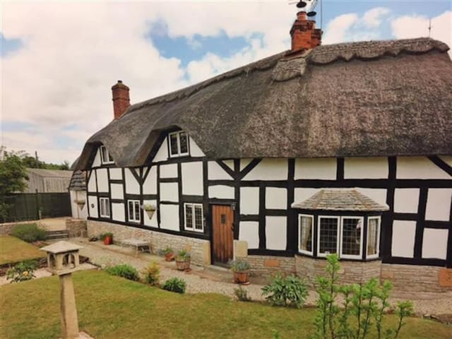 Brookfield Cottage - Wickhamford - House