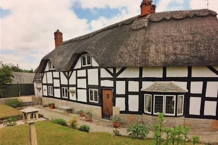 Brookfield Cottage - Wickhamford - Haus