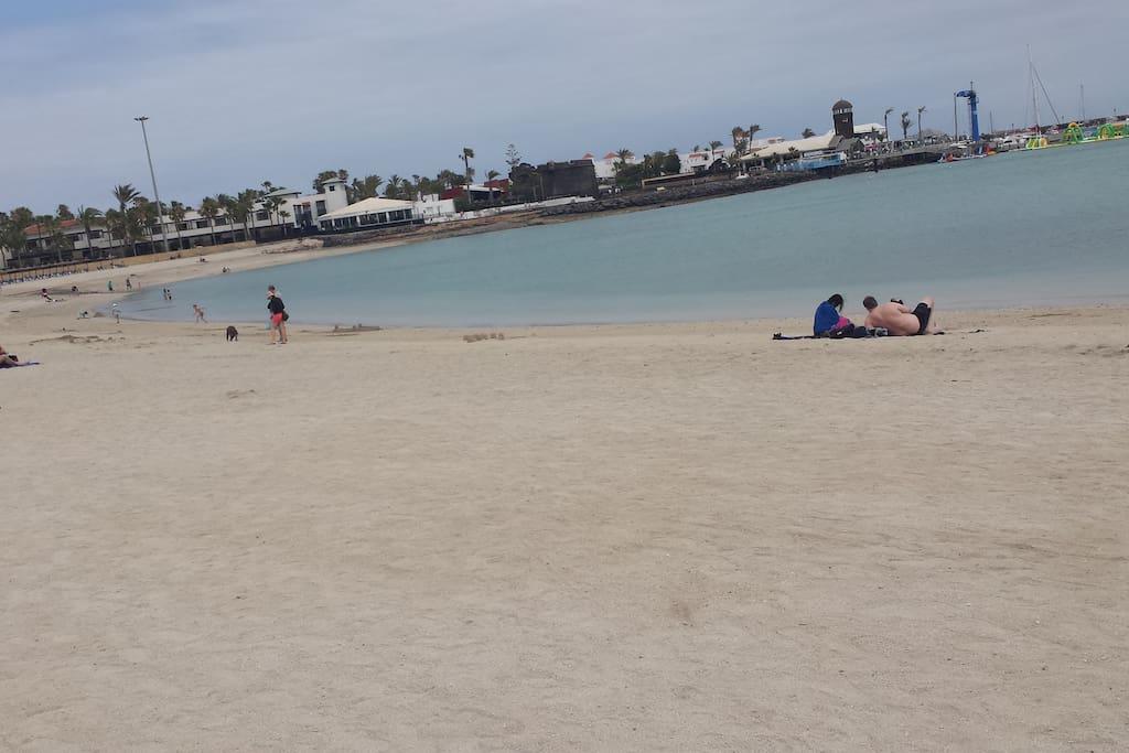Calleta beach