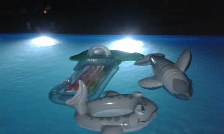 Grand Riad meublé avec piscine