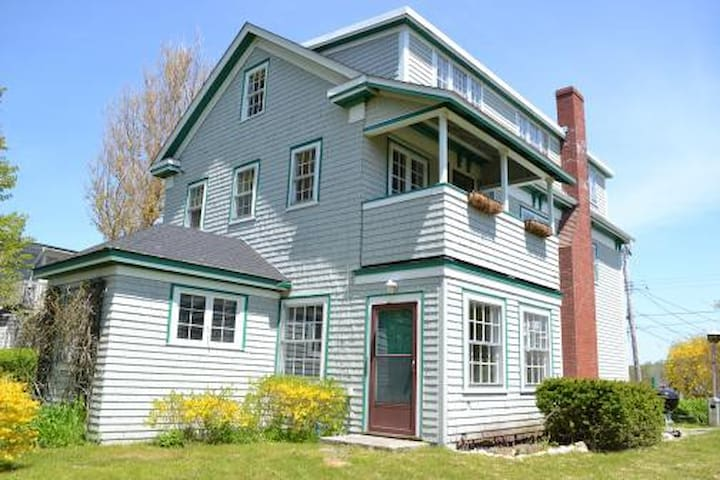 Historical 3 Storey home Chester NS