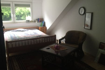 Gemütliches Gästezimmer für ein bis zwei Personen - Senden - Casa