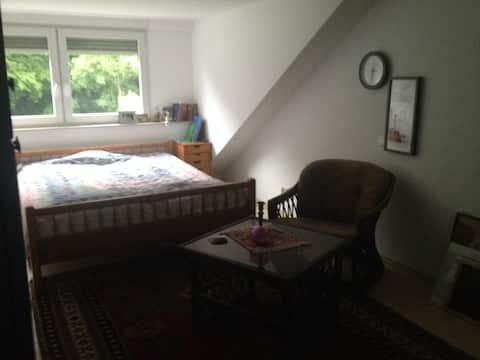 Gemütliches Gästezimmer für ein bis zwei Personen