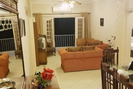 Cozy Aprtmnt+Recently rnvotd+in the heart of Cairo