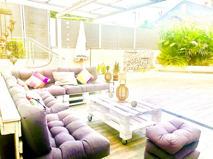 House with 4 bedrooms in Rivas-Vaciamadrid, with enclosed garden and WiFi