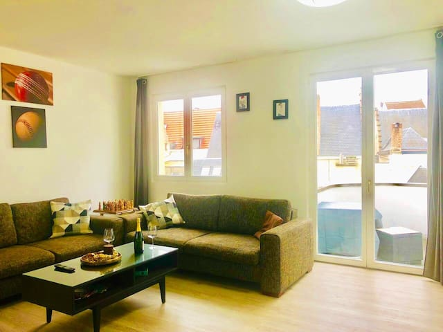 Nice apartment in the heart of the city