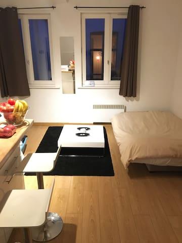 Beau studio au cœur de Lille - Lille - Wohnung