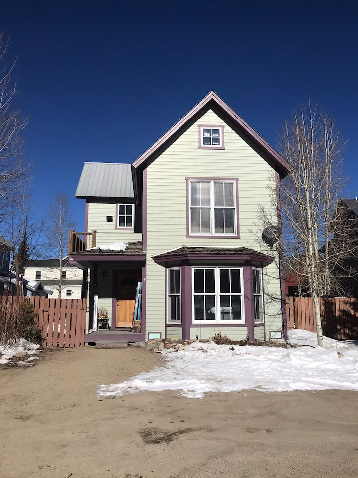 CRESTED BUTTE FAMILY HOME