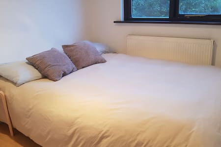 Room with sofa bed/double bed